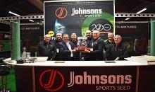 Johnsons Sports Seed celebrate 200 Years at BTME