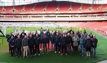 Grounds Professionals gain an 'insight into The Emirates' thanks to DLF Seeds