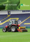 Sports Turf Guide brochure